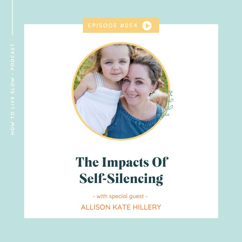 Self-Silencing