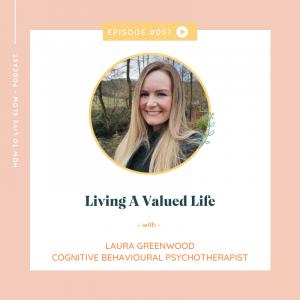 Episode #57 Living A Valued Life